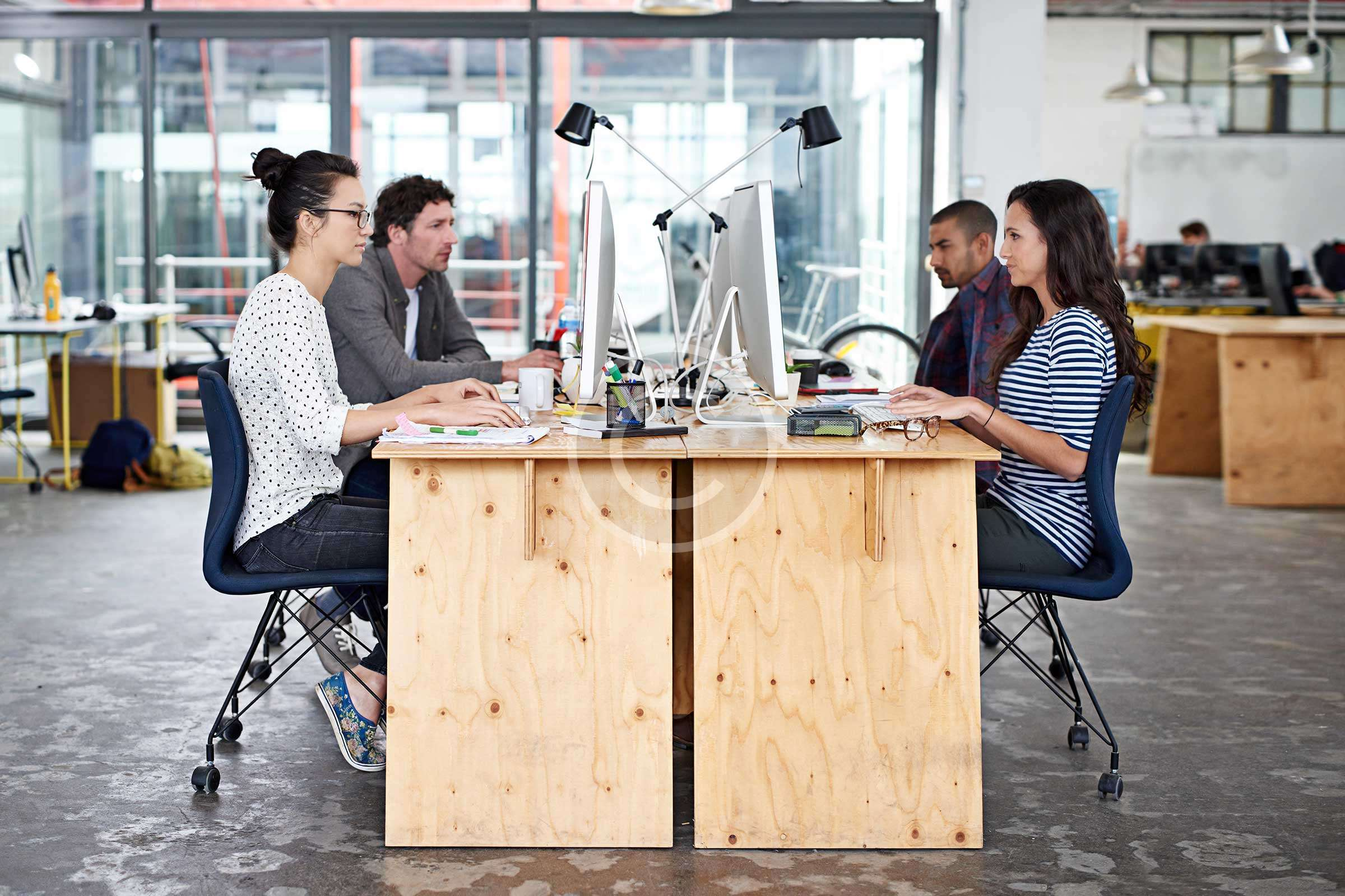The Growing Phenomenon of Co-working Spaces
